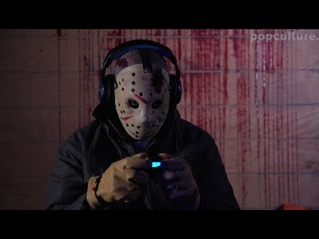 Playing 'Friday the 13th Game' on Friday the 13th