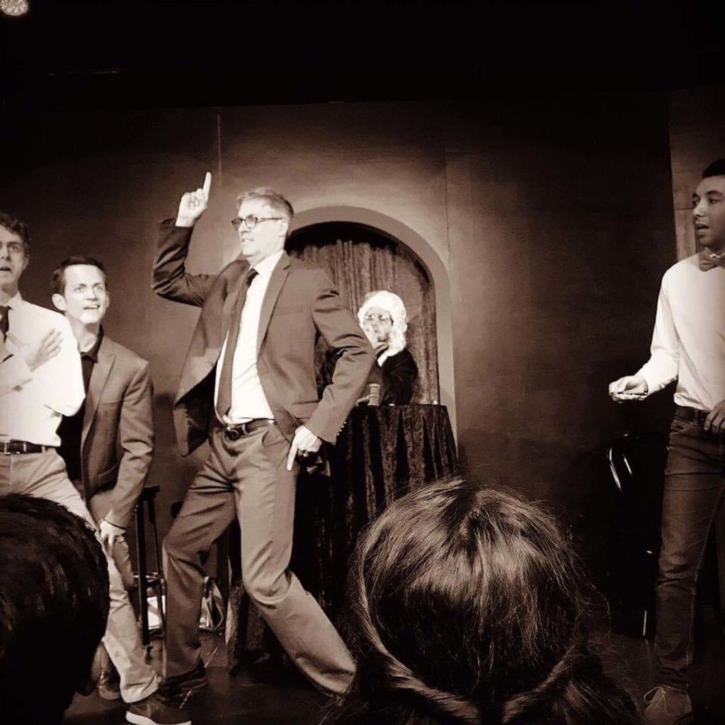 Court Improv At Third Coast Comedy Club