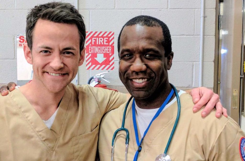 Doctors Ryan King And Bradford Haynes