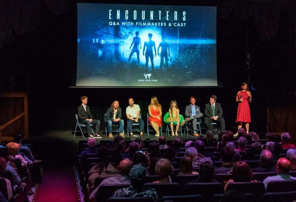 Encounters Screening With Sozo Bear Films