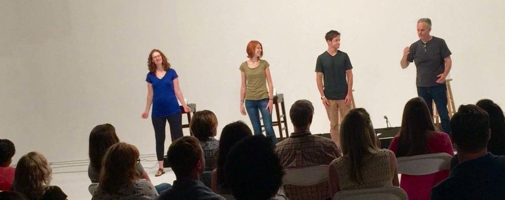 Teaching Improv At Actor Com