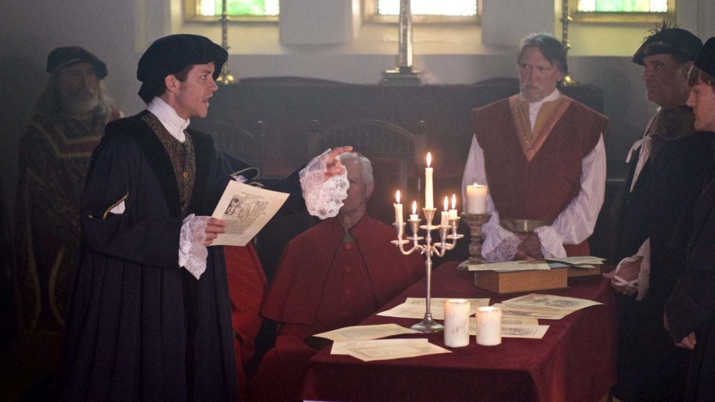 The Martin Luther Documentary For Cbn