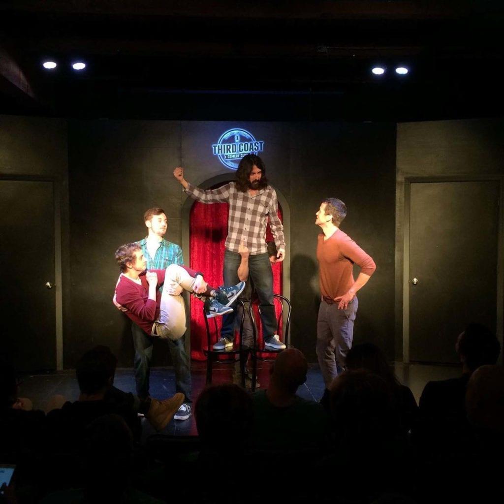 Third Coast Comedy Club Mainstage Performance