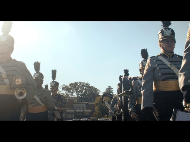 The Golden Eagle Band