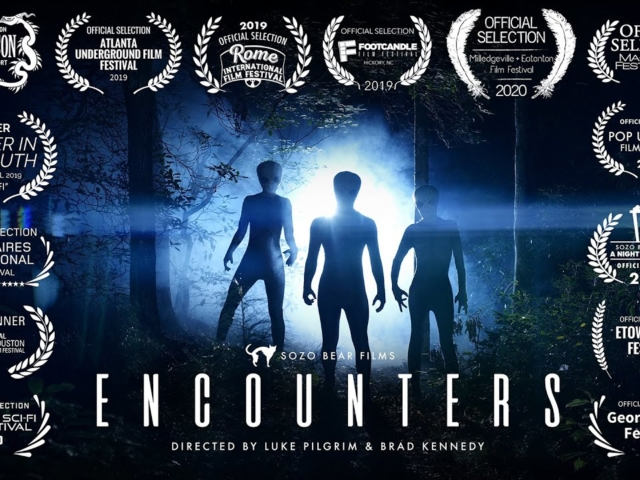 Encounters: The Replacement- Award Winning Sci-Fi Anthology Short Film Series from Sozo Bear Films